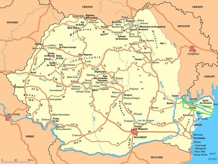roumanie - delta du Danube