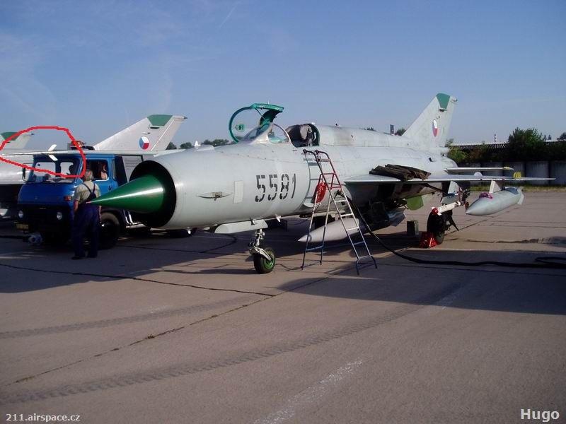 MiG-21 MFN (Eduard 1/48) 18011412351410194415456216