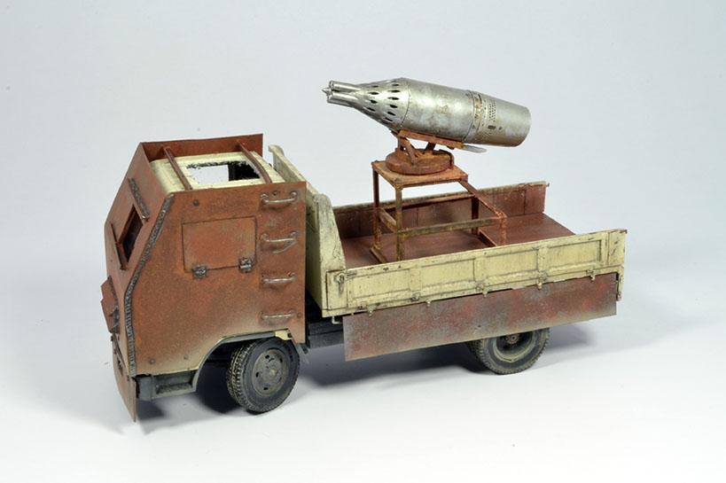 Camion Mitsubishi  blindé 1/35 (DIOPARK) - Page 3 18011611174122494215471320
