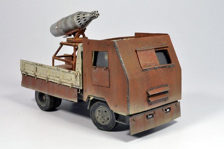 Camion Mitsubishi  blindé 1/35 (DIOPARK) - Page 3 18011611174122494215471323