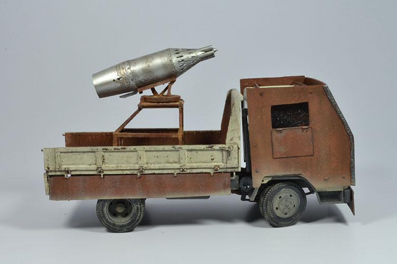 Camion Mitsubishi  blindé 1/35 (DIOPARK) - Page 3 18011611174122494215471324