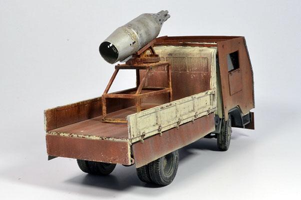 Camion Mitsubishi  blindé 1/35 (DIOPARK) - Page 3 18011611174222494215471325