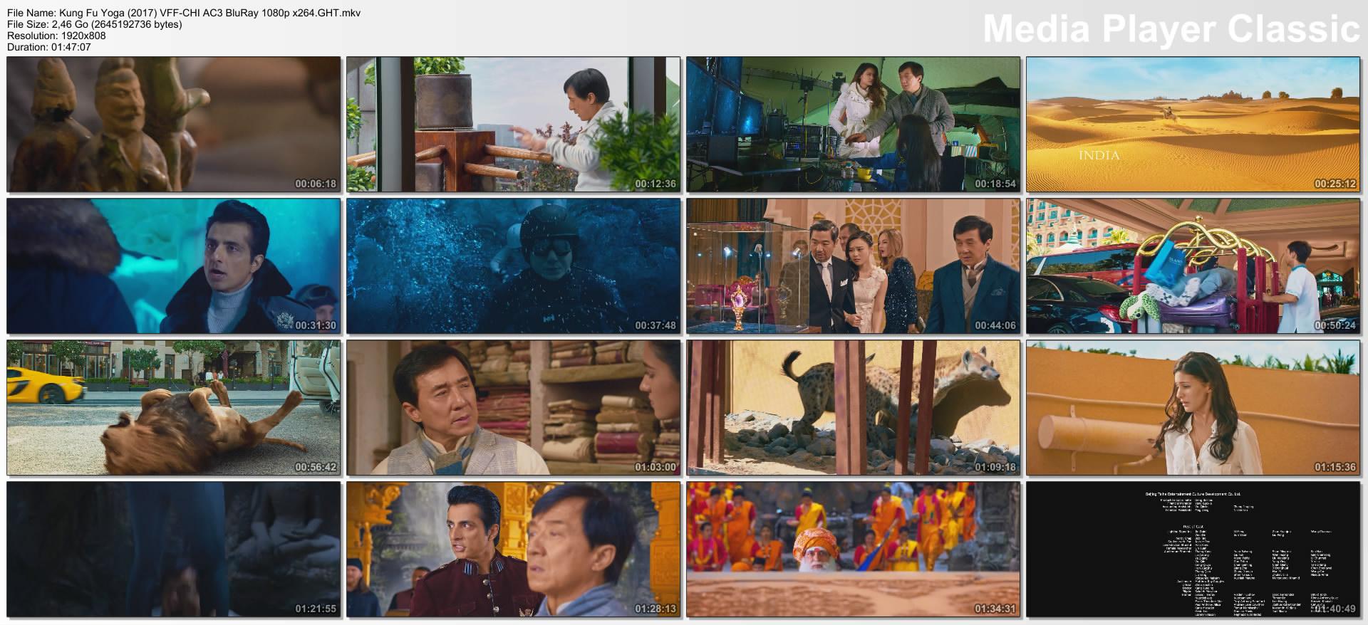 Kung Fu Yoga (2017) VFF-CHI AC3 BluRay 1080p x264.GHT