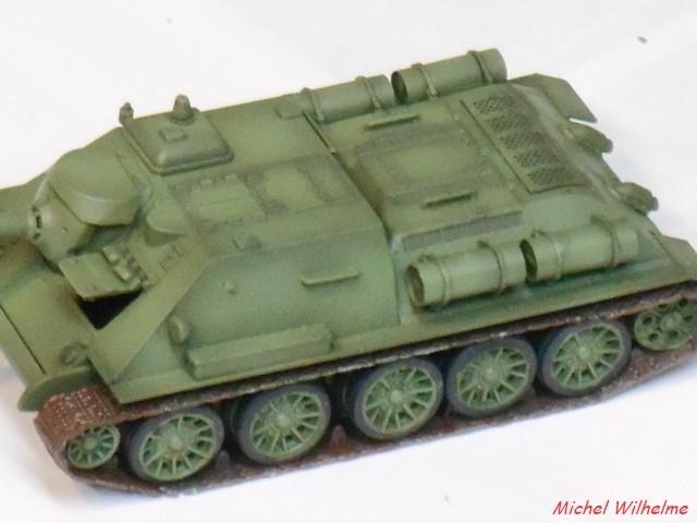 blindés russes  SU 85 1801181231245625615475159