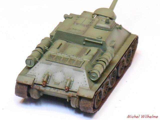 blindés russes  SU 85 1801181231505625615475162
