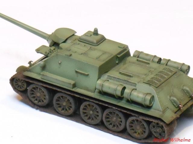 blindés russes  SU 85 1801181232065625615475163