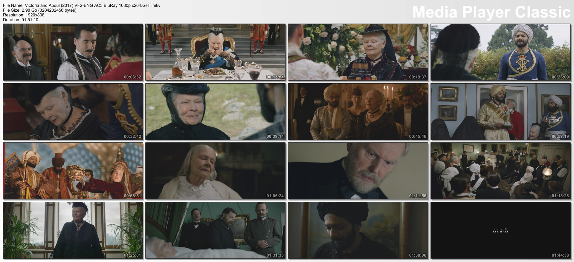 Victoria and Abdul (2017) VF2-ENG AC3 BluRay 1080p x264.GHT