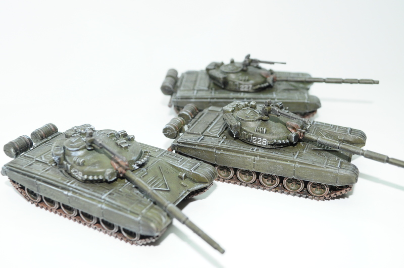 Team Yankee - TY-URSS7