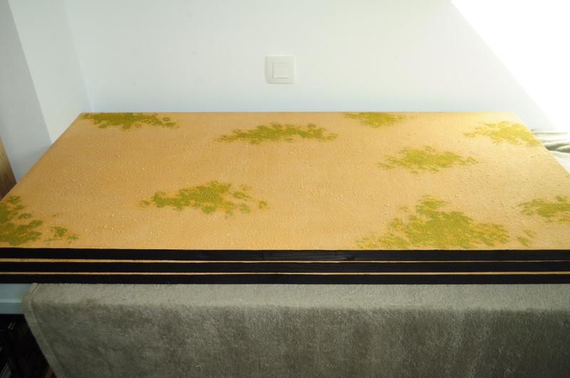 (Vendu) Plaques + tapis 18012106542023644315487079