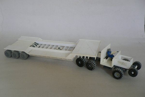 Un porte char en scratch pour W40K 18012310453323099315494519