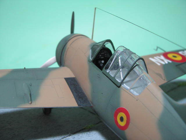 Montage terminé: Brewster Buffalo Aéronautique Militaire Belge Tamiya 1/48 18012509551823669015499633
