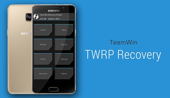Tutoriel] Installer TWRP Recovery et le Root - Galaxy A5