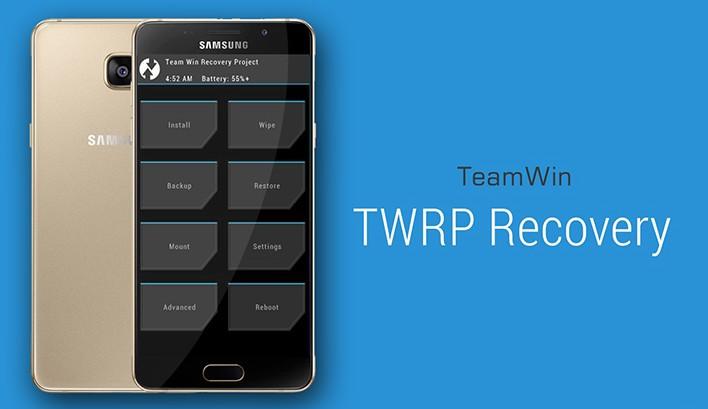 Tutoriel] Installer TWRP Recovery et le Root - Galaxy J5 2017 (SM