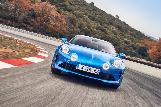 Alpine A110 Première Édition à l'essai à Aix en Provence  180130085535788615522378