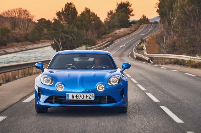 Alpine A110 Première Édition à l'essai à Aix en Provence  180130085536788615522379