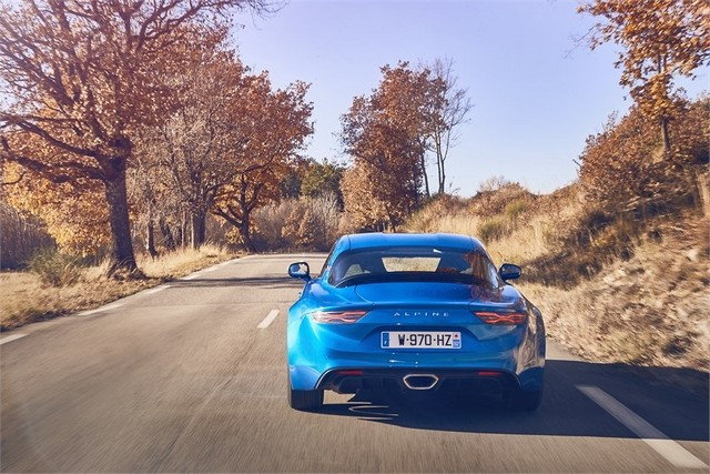 Alpine A110 Première Édition à l'essai à Aix en Provence  180130085536788615522380