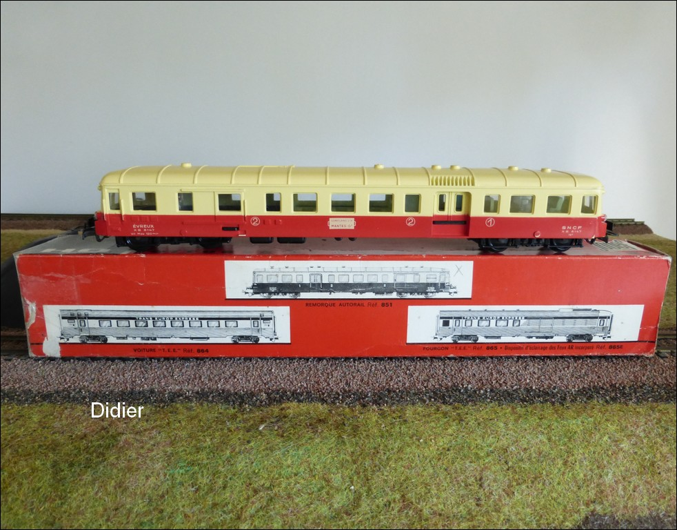 Les modèles JOUEF HO 2eme génération. 18013009074523562115518866