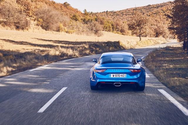 Alpine A110 Première Édition à l'essai à Aix en Provence  180130095709788615522551