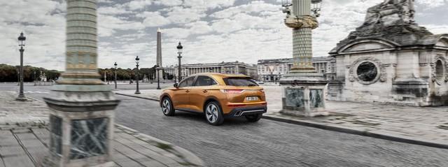 Festival Automobile International 2018 : DS Automobiles Reçoit Le Prix Du Plus Bel Interieur Pour DS 7 Crossback 180131121129788615523931