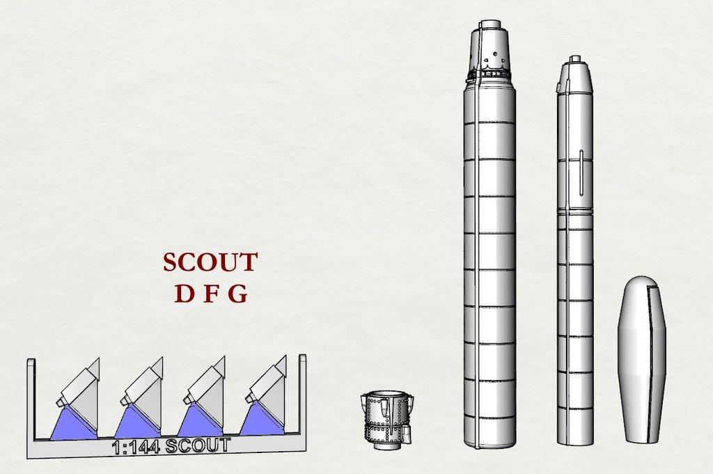 """SCOUT, le vaillant petit lanceur """"toujours prêt"""" de la NASA au 144e 18020107315623134915528131"""