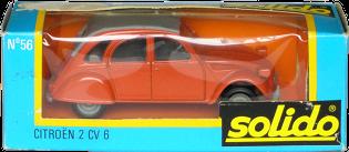 Citroën 2cv Solido