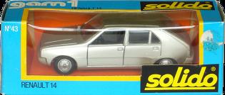Renault 14 Solido