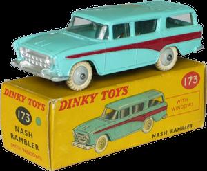 Nash Rambler Dinky-Toys
