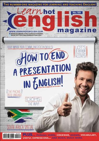 Learn Hot English No 189 Audio - Février 2018 - MP3