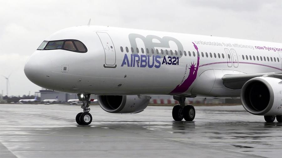 A321LR neo image 1