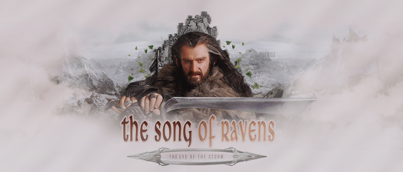 THE SONG OF RAVENS