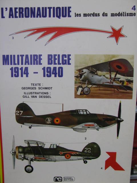 Spad VIIc Aéronautique militaire belge Roden 1/32 18020909413823669015545669