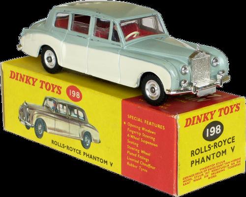 Rolls-Royce Phantom V Dinky-Toys South Africa