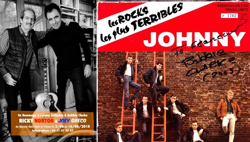 JOEY GRECO & RICKY NORTON 13/06/2018 Jazz Café Montparnasse (Paris). 18021409452123491615556741